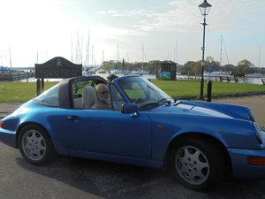 1990 Porsche 964 Targa