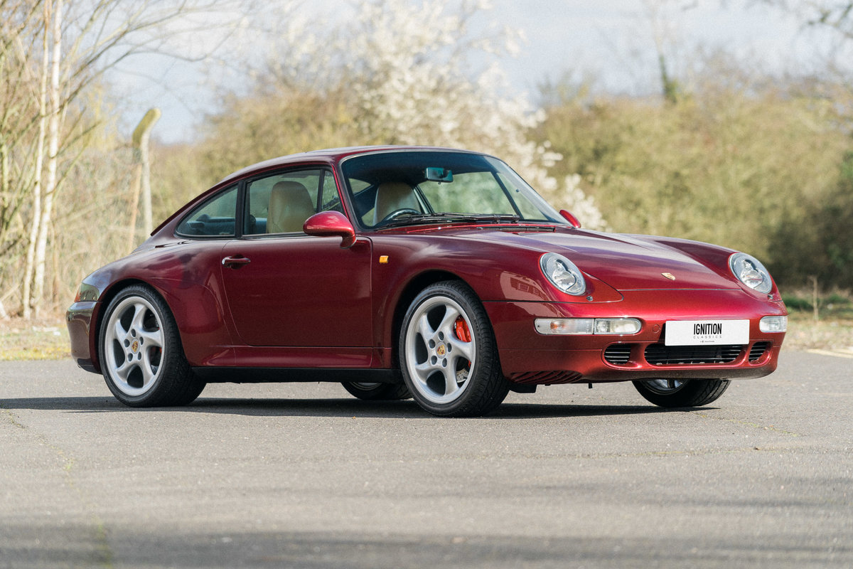 1997 Porsche 993 Carrera S  SOLD (picture 1 of 6)