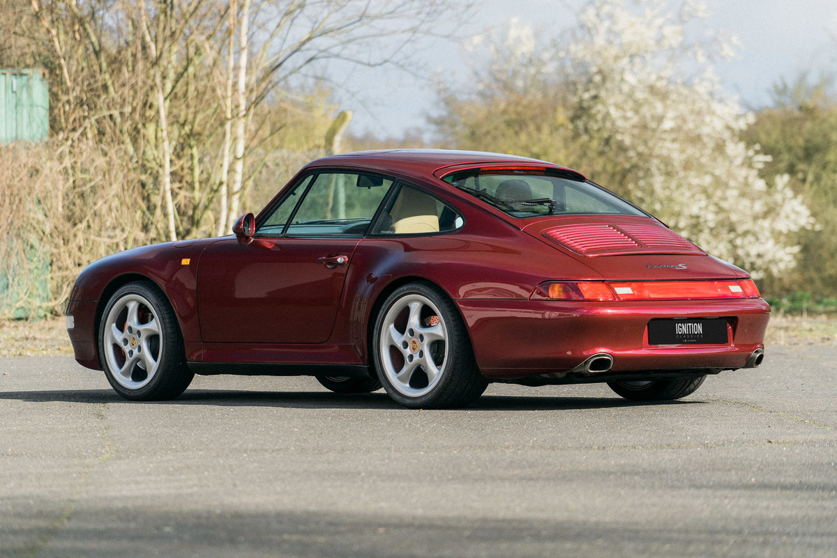 1997 Porsche 993 Carrera S  SOLD (picture 2 of 6)