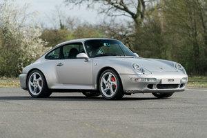 1997 Porsche 993 Carrera S *9,700 Miles*