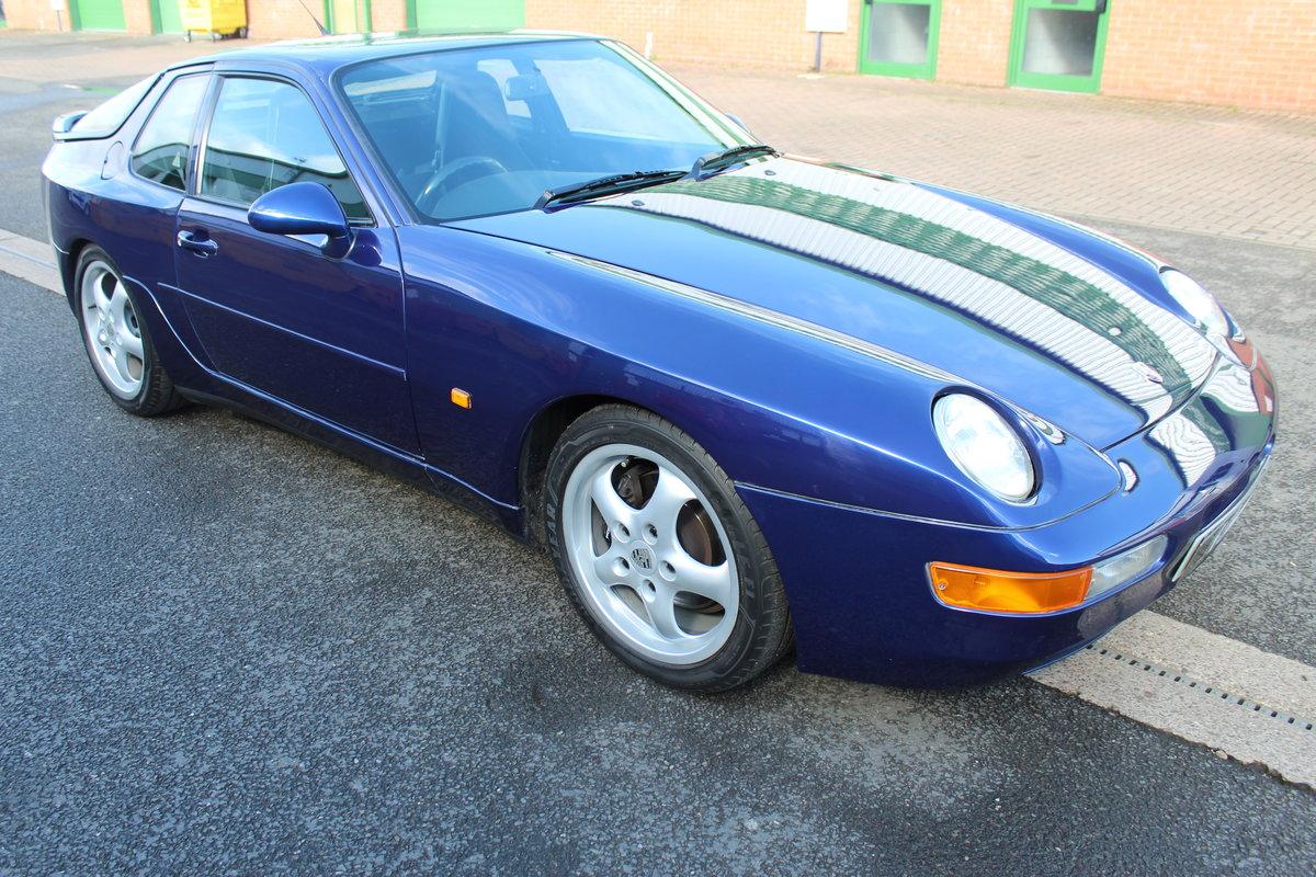 1994 Porsche 968 Sport For Sale (picture 1 of 6)