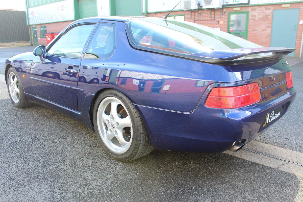 1994 Porsche 968 Sport For Sale (picture 2 of 6)