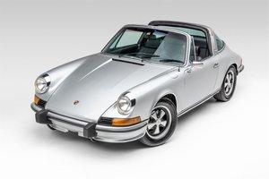 1973 Porsche 911S  Targa Rare 1 of 914 made low miles $149.5