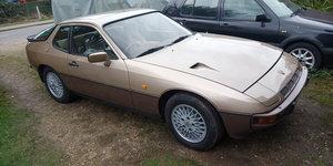 PORSCHE 924 TURBO Series 2 177 bhp- fully restored