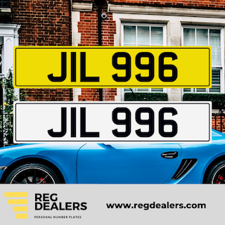 JIL 996   For Sale (picture 1 of 3)