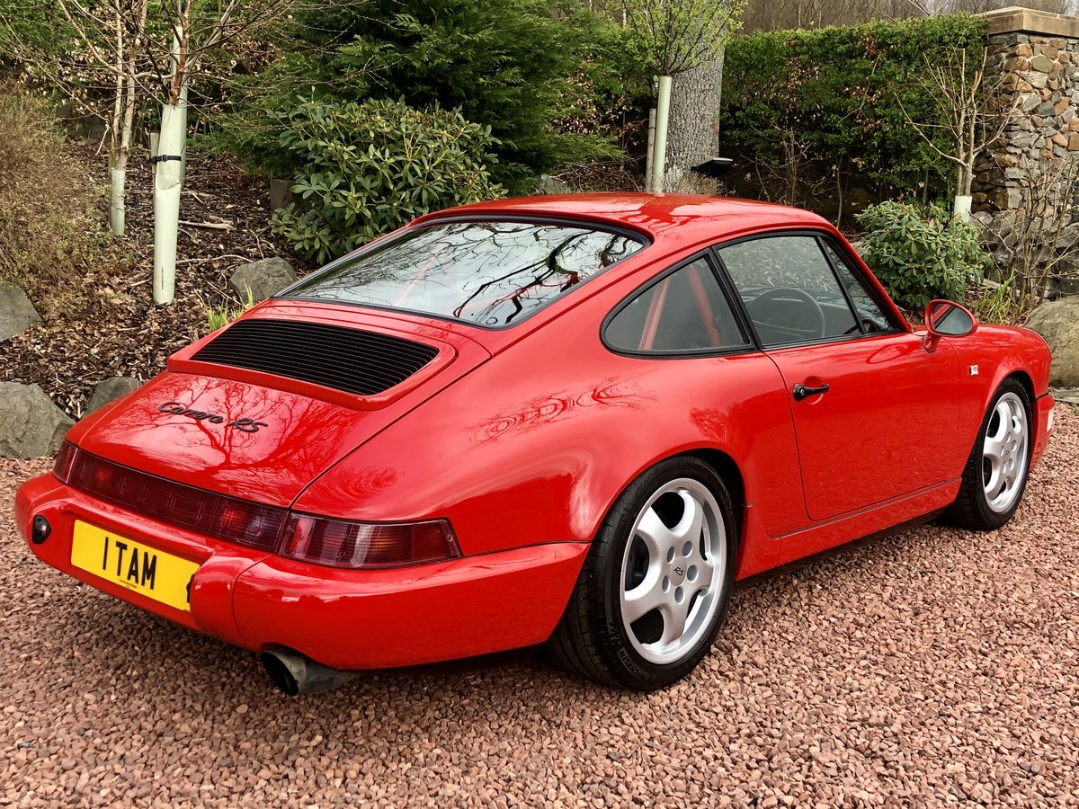 1990 Porsche 964 Just Perfection  For Sale (picture 2 of 6)