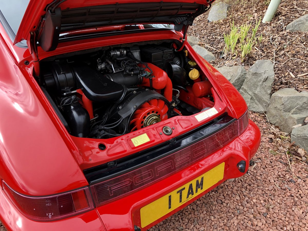 1990 Porsche 964 Just Perfection  For Sale (picture 3 of 6)