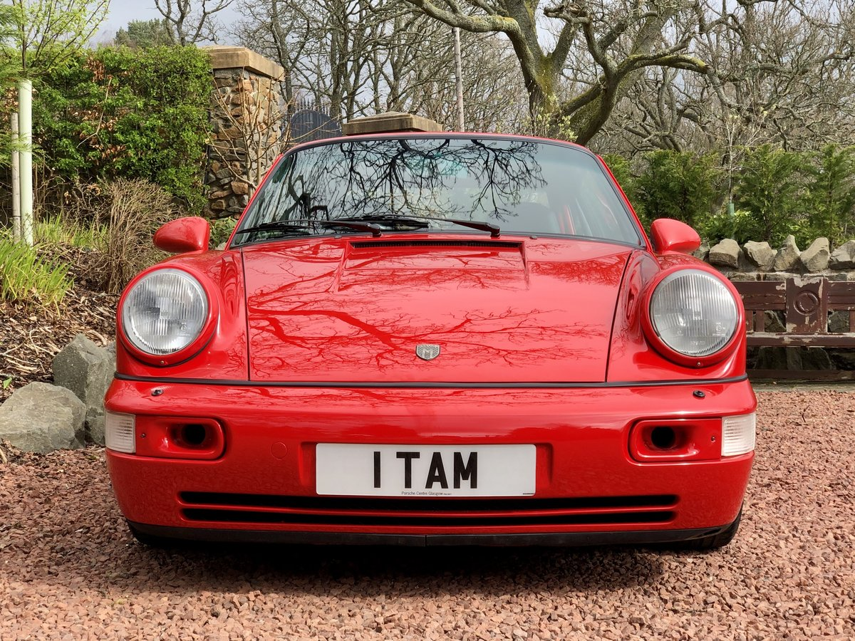 1990 Porsche 964 Just Perfection  For Sale (picture 6 of 6)