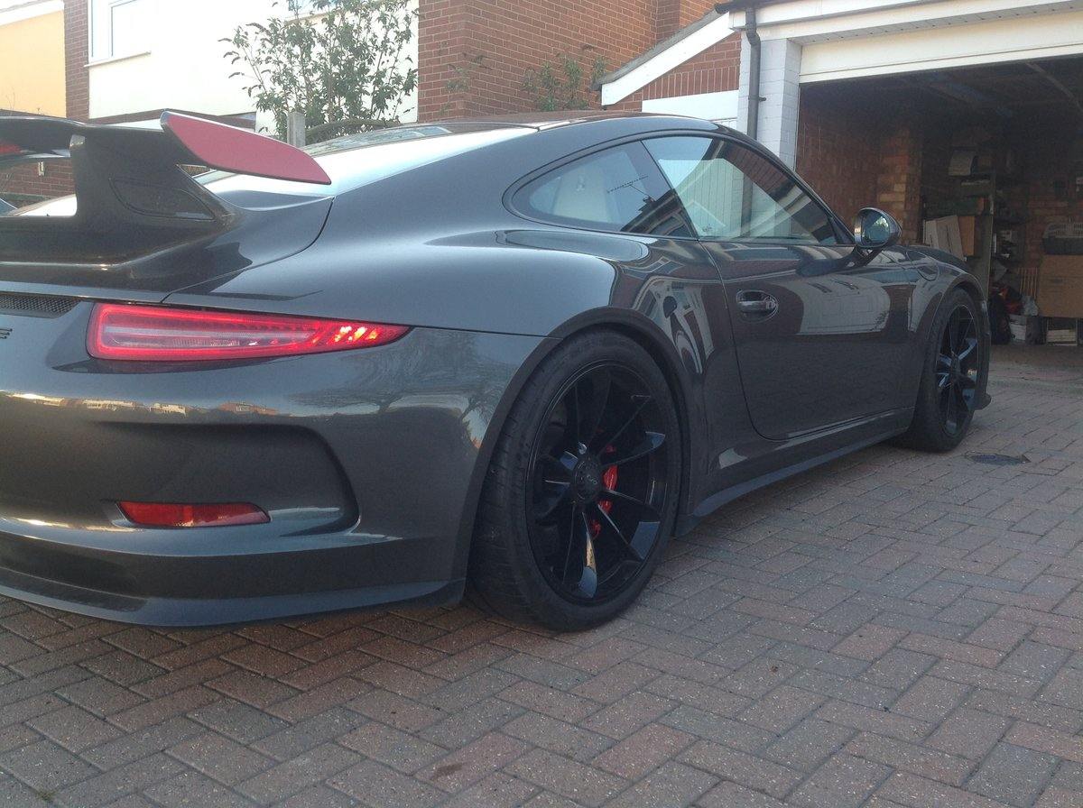 2015 PORSCHE 991 GT3  LHD For Sale (picture 2 of 6)