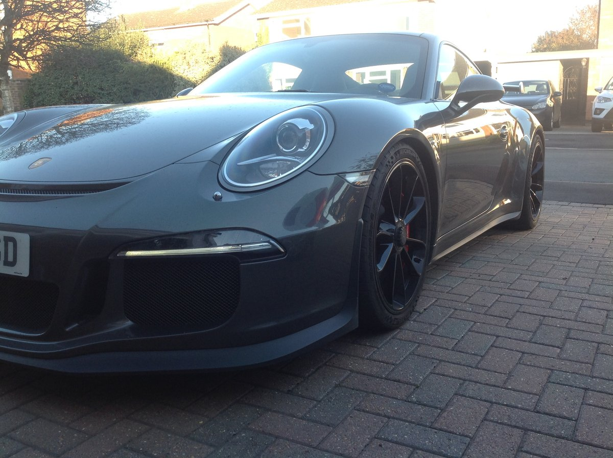 2015 PORSCHE 991 GT3  LHD For Sale (picture 3 of 6)