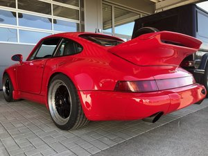 1993 Porsche Turbo 3,6 (S -engine)