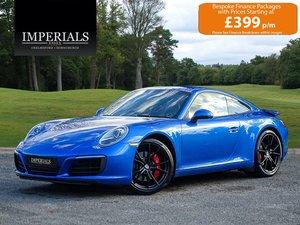 2017 Porsche  911  991 CARRERA S COUPE VAT Q PDK AUTO  66,948 For Sale