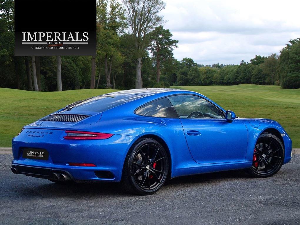 2017 Porsche  911  991 CARRERA S COUPE VAT Q PDK AUTO  66,948 For Sale (picture 4 of 24)
