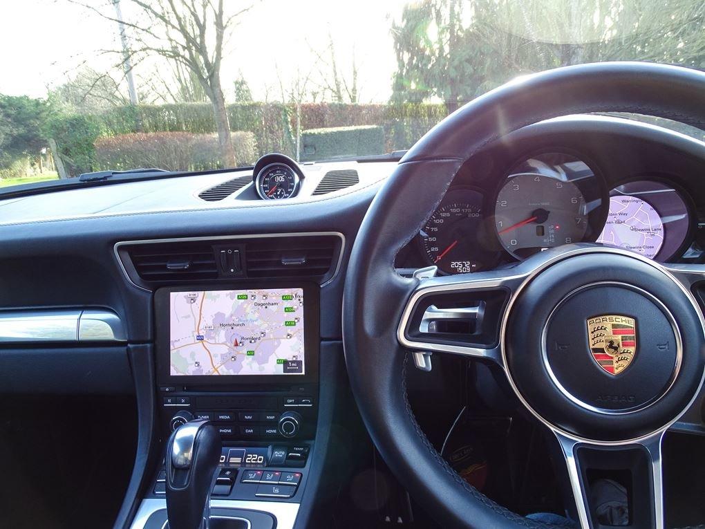2017 Porsche  911  991 CARRERA S COUPE VAT Q PDK AUTO  66,948 For Sale (picture 8 of 24)