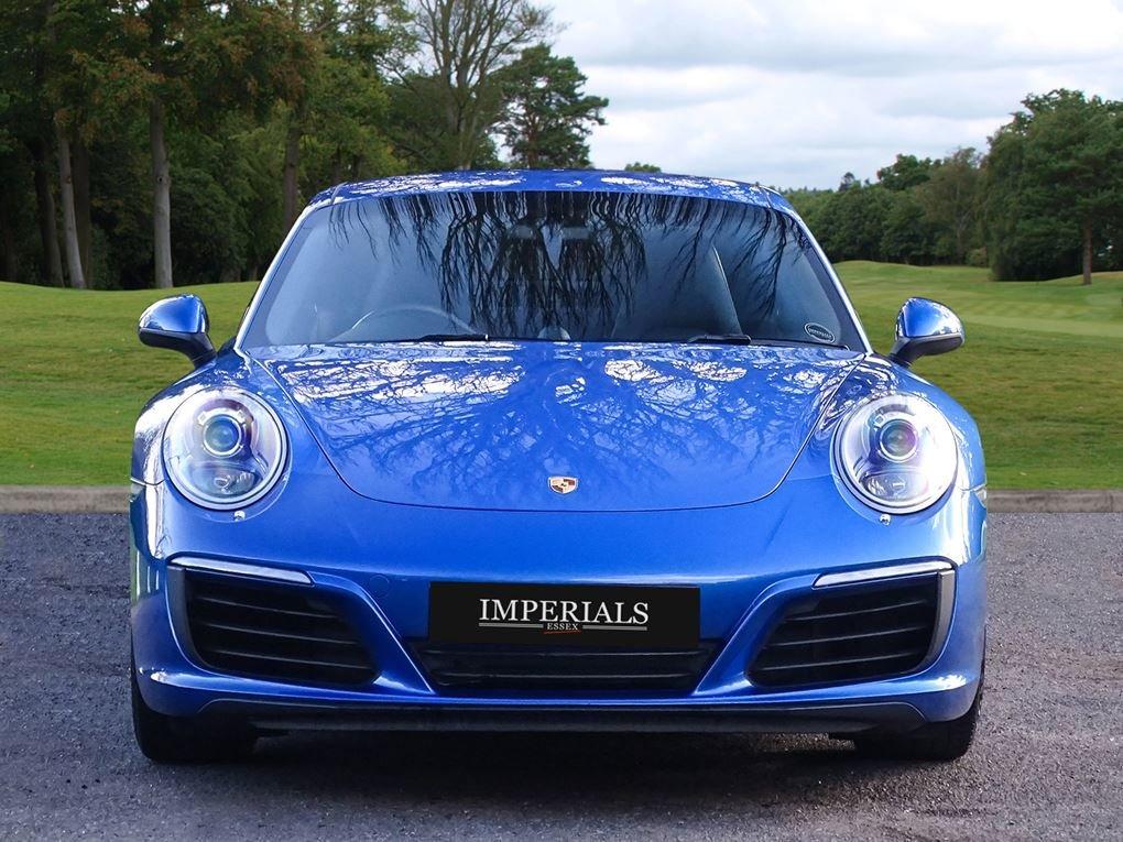 2017 Porsche  911  991 CARRERA S COUPE VAT Q PDK AUTO  66,948 For Sale (picture 11 of 24)
