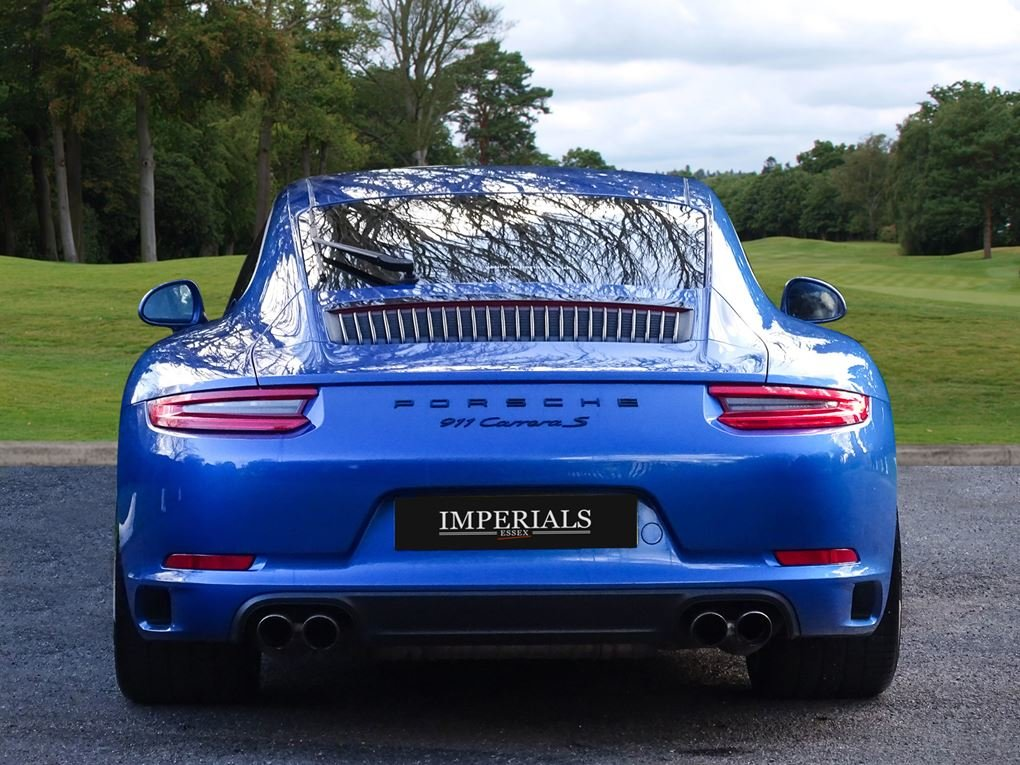2017 Porsche  911  991 CARRERA S COUPE VAT Q PDK AUTO  66,948 For Sale (picture 12 of 24)
