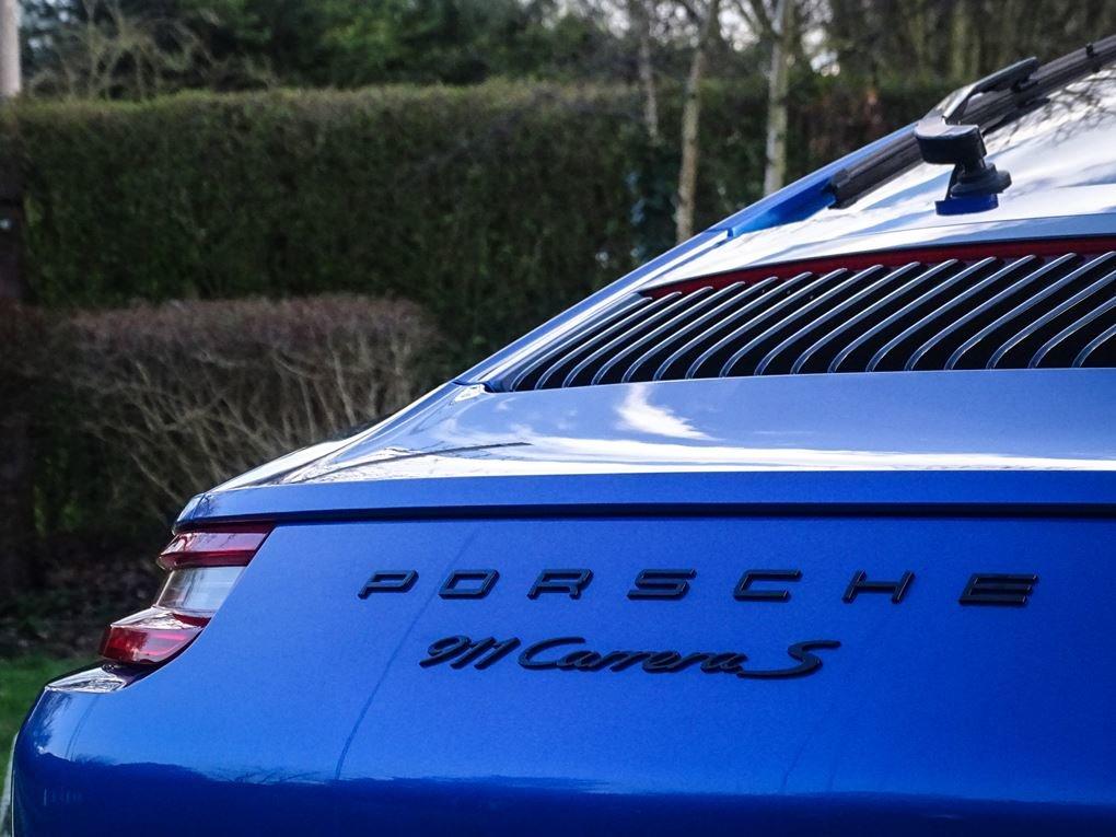 2017 Porsche  911  991 CARRERA S COUPE VAT Q PDK AUTO  66,948 For Sale (picture 13 of 24)