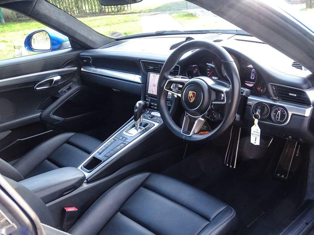 2017 Porsche  911  991 CARRERA S COUPE VAT Q PDK AUTO  66,948 For Sale (picture 20 of 24)
