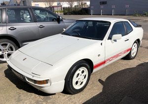 Porsche 924S Le Mans, running project