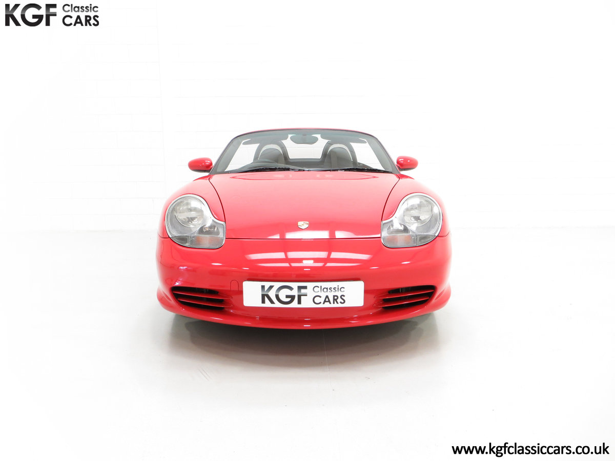 2004 A Late Porsche Boxster 986 with 25584 Miles and Full History SOLD (picture 3 of 24)
