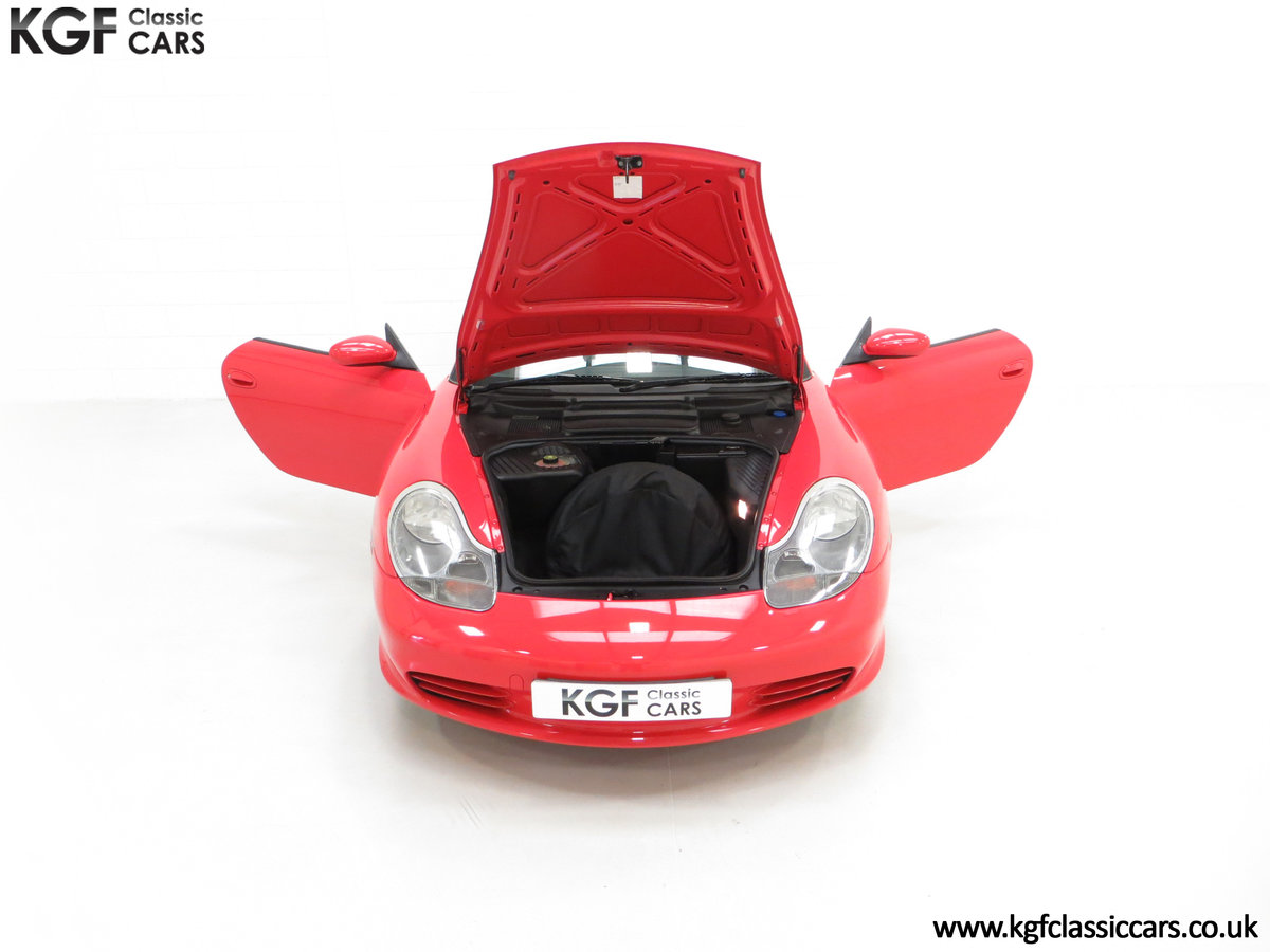 2004 A Late Porsche Boxster 986 with 25584 Miles and Full History SOLD (picture 4 of 24)