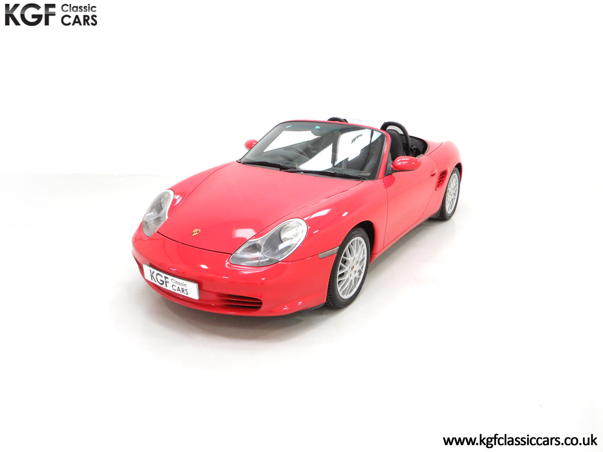 2004 A Late Porsche Boxster 986 with 25584 Miles and Full History SOLD (picture 5 of 24)
