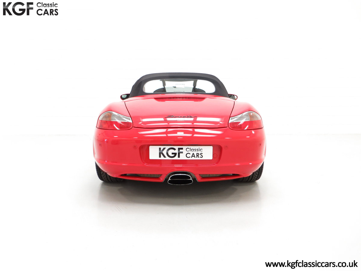 2004 A Late Porsche Boxster 986 with 25584 Miles and Full History SOLD (picture 10 of 24)