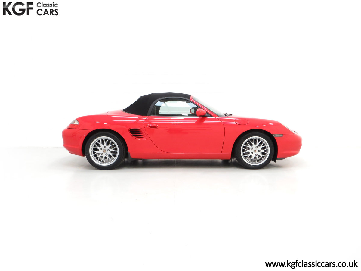 2004 A Late Porsche Boxster 986 with 25584 Miles and Full History SOLD (picture 14 of 24)