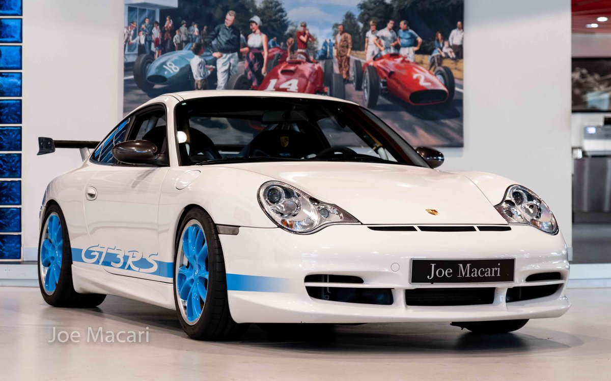 2004 Porsche 996 GT3 RS For Sale (picture 1 of 16)
