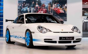 2004 Porsche 996 GT3 RS For Sale
