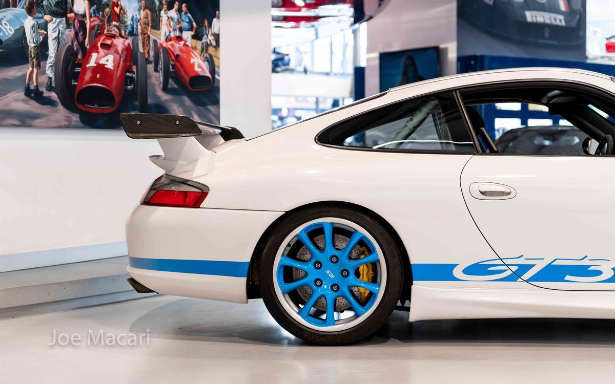 2004 Porsche 996 GT3 RS For Sale (picture 4 of 16)