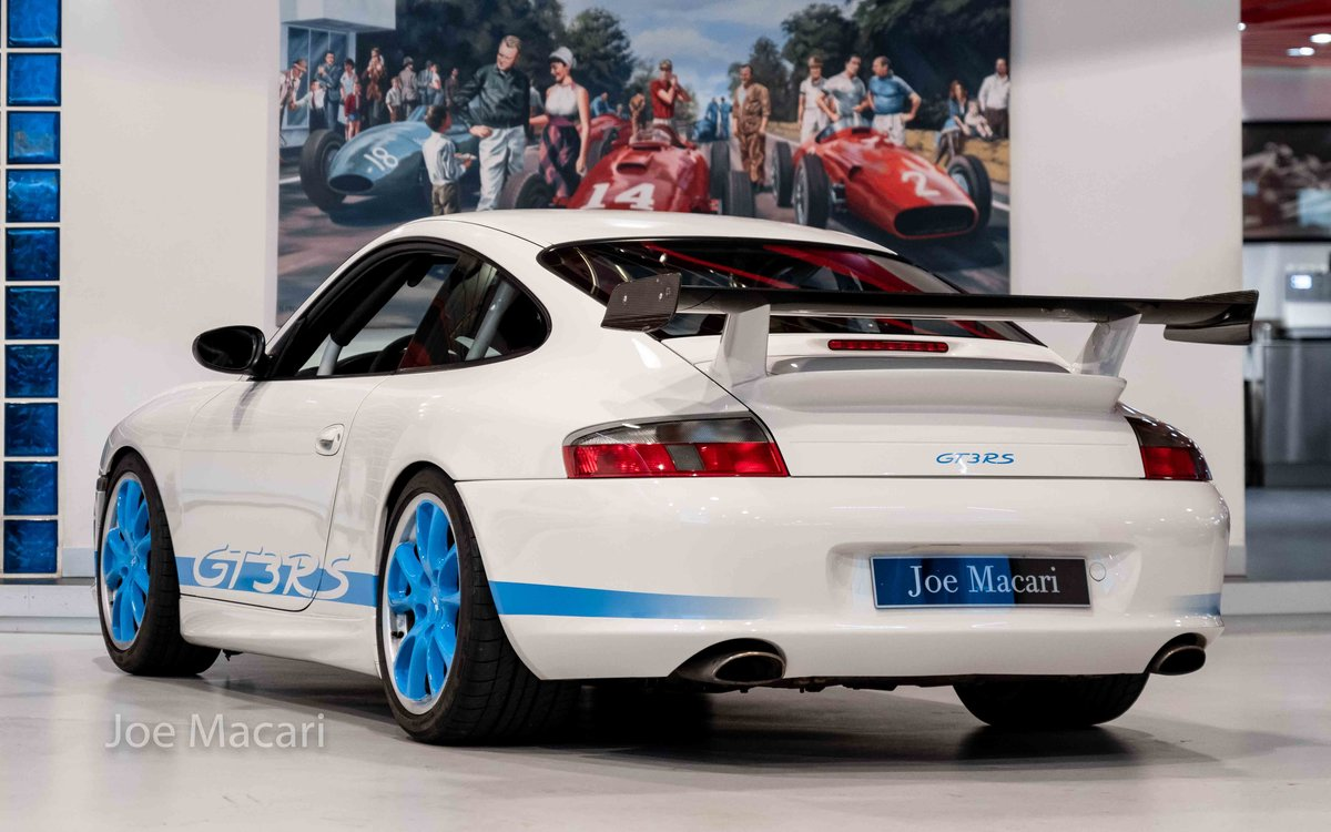 2004 Porsche 996 GT3 RS For Sale (picture 7 of 16)