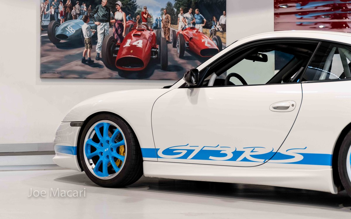 2004 Porsche 996 GT3 RS For Sale (picture 8 of 16)