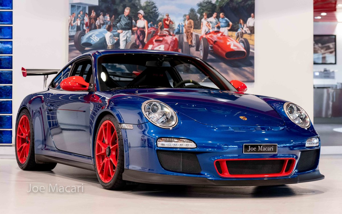 2010 Porsche 997.2 GT3 RS For Sale (picture 1 of 19)