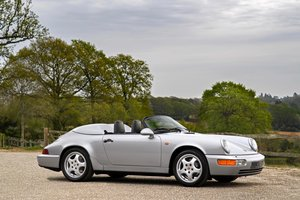 1994 Porsche 964 Speedster - One of 14 'C16' UK RHD