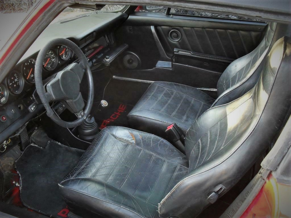 1982 LHD Porsche 911 sc 3.0 Targa red LEFT HAND DRIVE For Sale (picture 5 of 6)