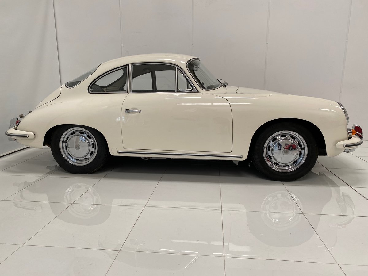 1965 Porsche 356C Coupe LHD For Sale (picture 1 of 6)