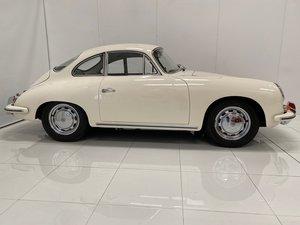 Porsche 356C Coupe LHD