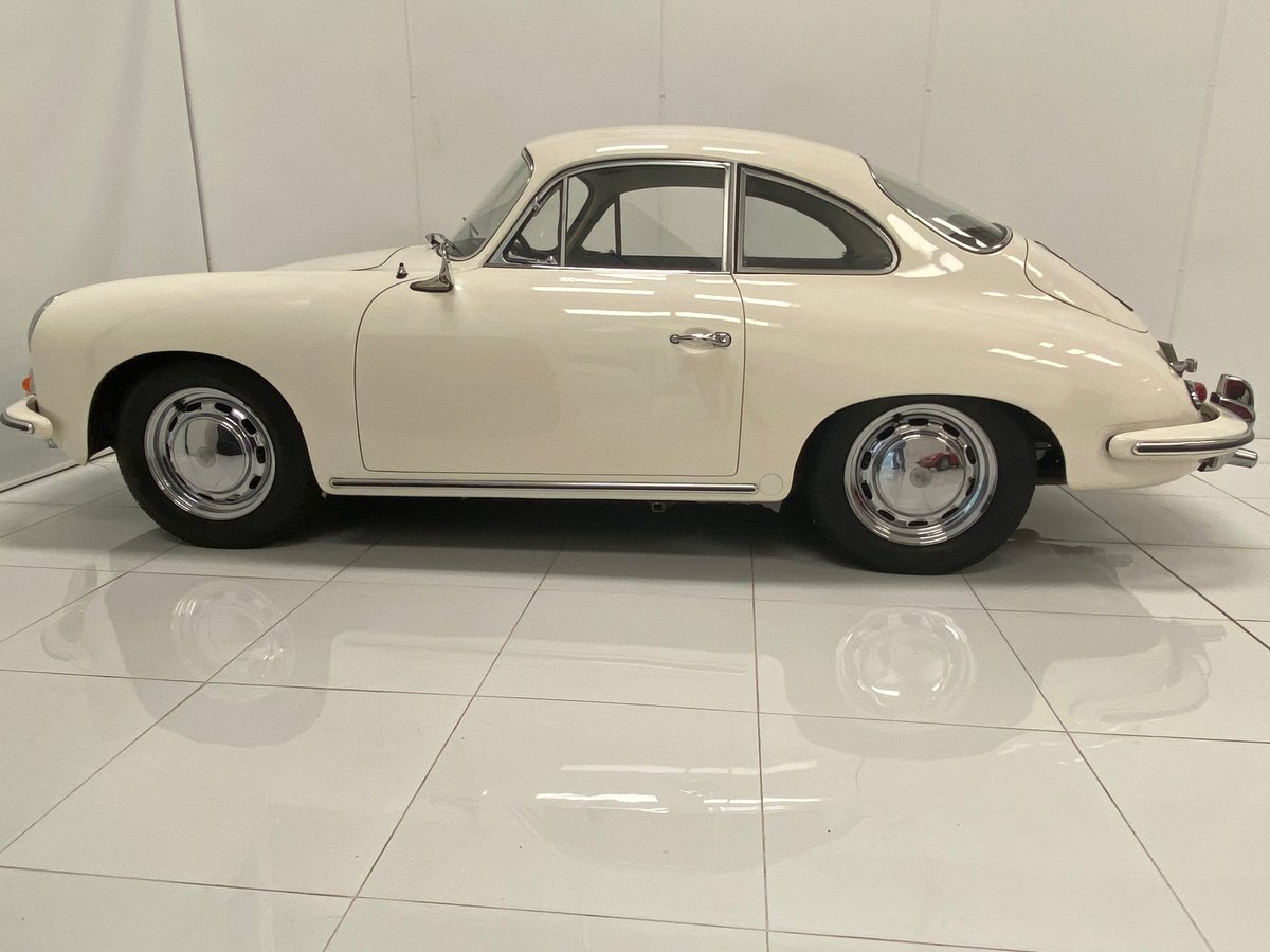 1965 Porsche 356C Coupe LHD For Sale (picture 2 of 6)