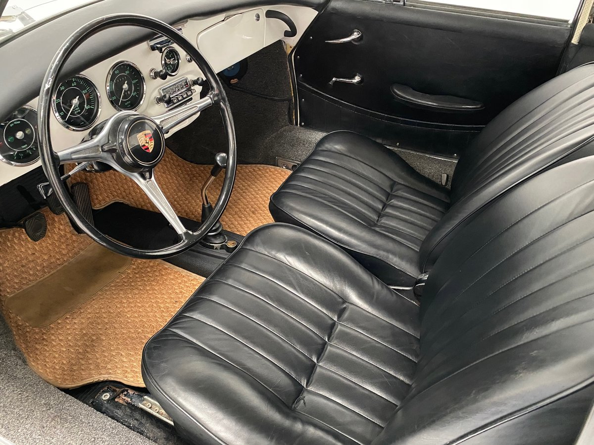 1965 Porsche 356C Coupe LHD For Sale (picture 3 of 6)
