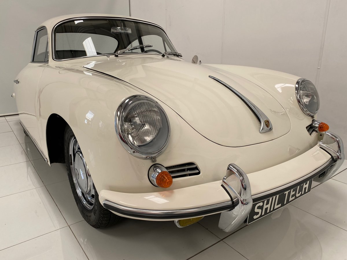 1965 Porsche 356C Coupe LHD For Sale (picture 4 of 6)