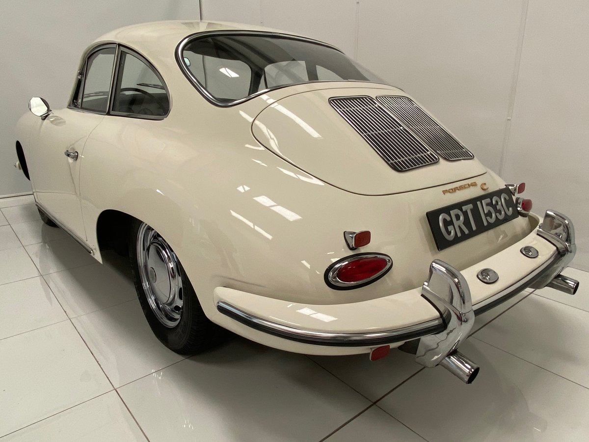 1965 Porsche 356C Coupe LHD For Sale (picture 5 of 6)
