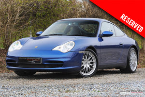 2003 RESERVED - Porsche 996 Carrera 2 manual coupe For Sale