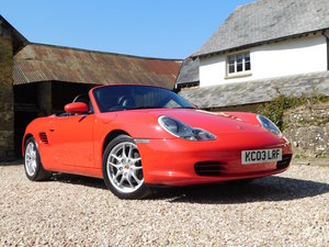 Picture of 2003 Porsche 986 Boxster 2.7 - facelift, 50k, excellent history SOLD