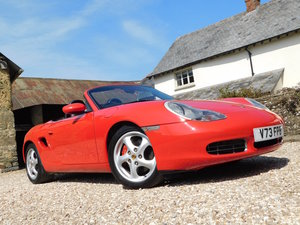 Picture of 2000 Porsche 986 Boxster 3.2 S - low mileage, immaculate SOLD