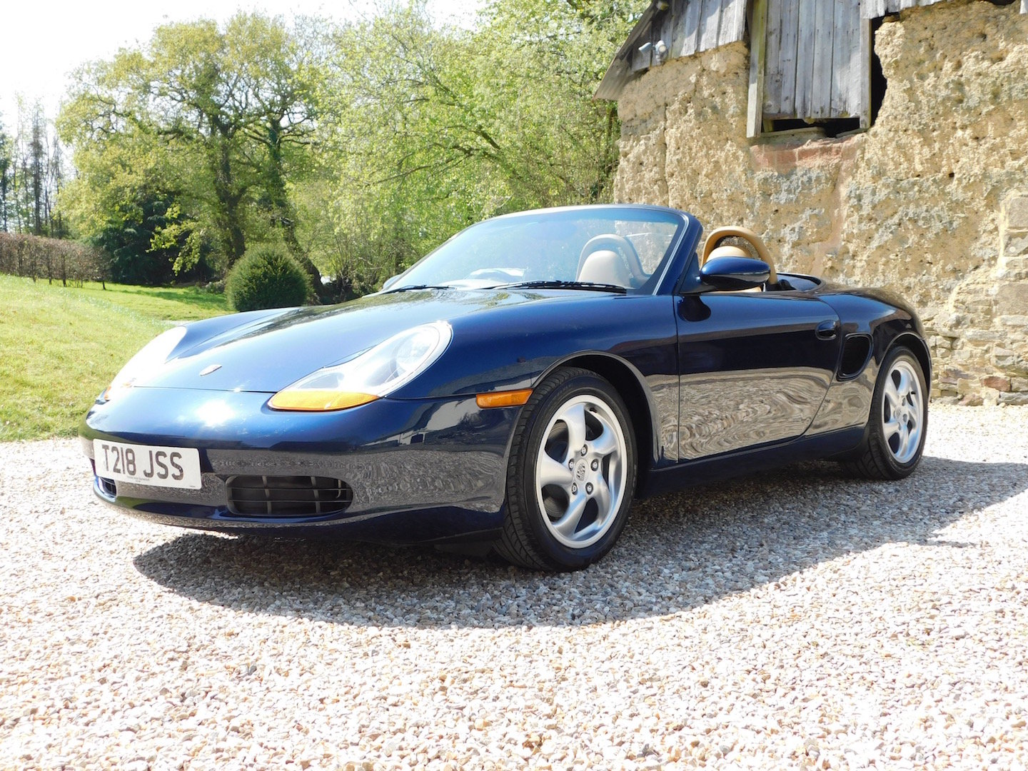 1999 Porsche Boxster 2.5 manual - 16k miles, 2 owners, incredible SOLD (picture 4 of 6)
