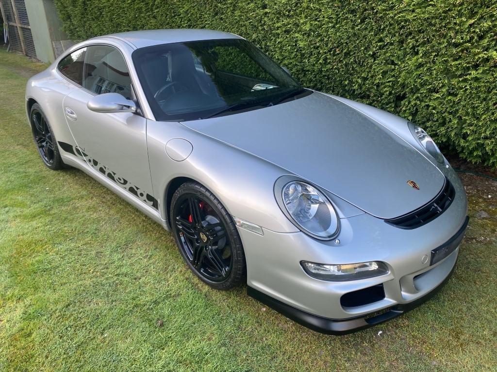 2006 £23,997 : 2007 mod PORSCHE 997 3.8 CARRERA 2S For Sale (picture 1 of 6)