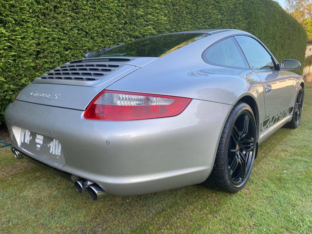 2006 £23,997 : 2007 mod PORSCHE 997 3.8 CARRERA 2S For Sale (picture 2 of 6)