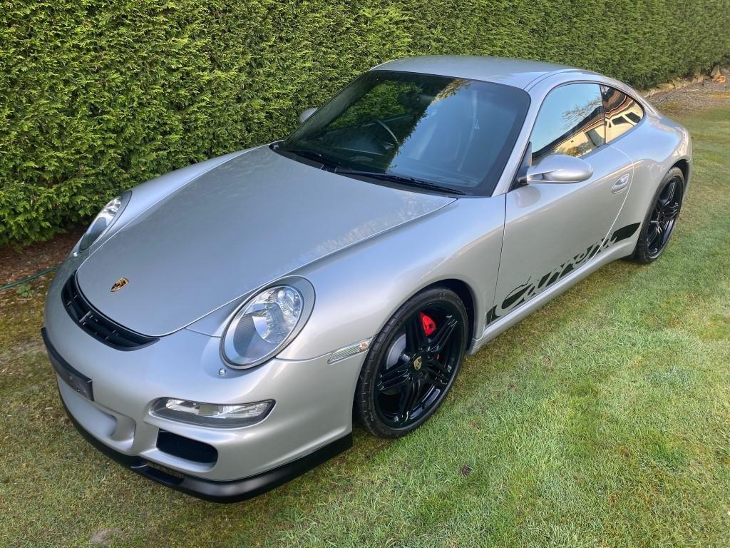 2006 £23,997 : 2007 mod PORSCHE 997 3.8 CARRERA 2S For Sale (picture 5 of 6)