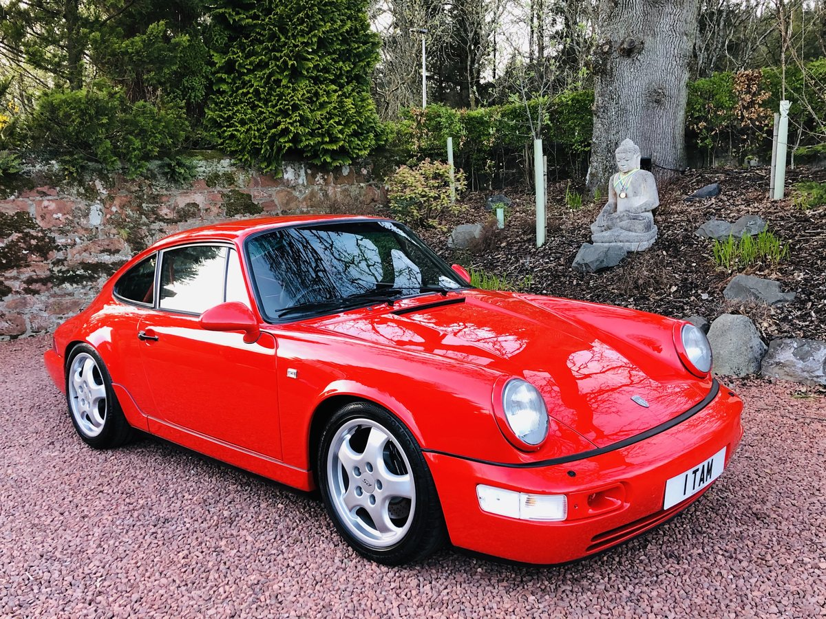 1990 Porsche 964 Just Perfection  For Sale (picture 1 of 6)